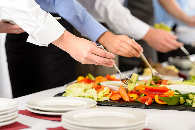 Corporate Catering at Jm Food Services