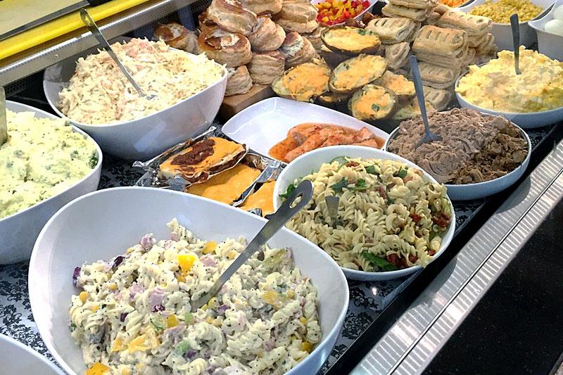 Deli Counters at Jm Food Services