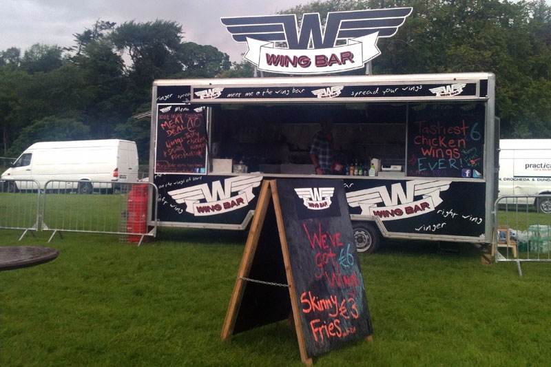 The Wing Bar Jm Food Services